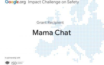 Mama Chat vince il bando Europe Google.org sulla Sicurezza Online